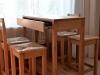 Набір кухонний гарнітур( Стіл і стільці)